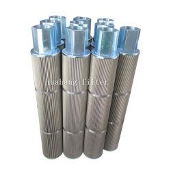 20 40 80 micras de malla de alambre de metal de la bomba hidráulica del elemento de filtro filtro de aspiración