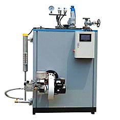 Una alta eficiencia térmica de 50kg/h de Gas de generador de vapor para cocinar la leche de soja
