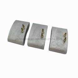 Di alluminio elettrici industriali la pressofusione/riscaldatore di piatto fuso