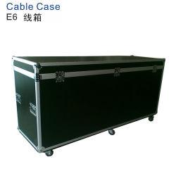 맞춤 디자인 도매 공장 가격 알루미늄 DJ 비행 케이스 ABS 랙 휠