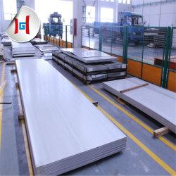 Fábrica china de la inspección de SGS TP321 Placa de acero inoxidable