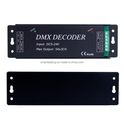 DMX 512 관제사 DMX RGB LED 관제사 DMX 512 암호해독기