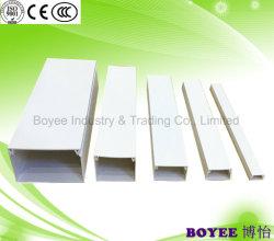 20X20mm 배선 케이블 PVC 트렁킹/PVC 전기 케이블 덕트