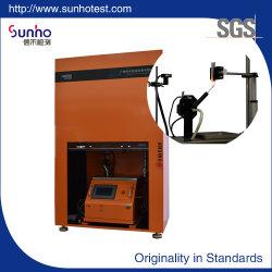 IEC60335ユニバーサル実験装置の針の炎または燃焼性のテスター材料テストかテスト機械