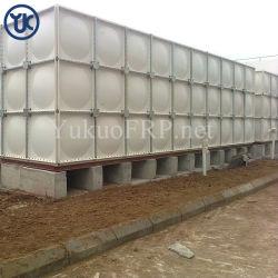 Serbatoio di acqua della vetroresina di ingegneria GRP della difesa nazionale per i militari
