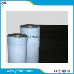 Version du film en polyéthylène recouvertes de silicium pour Anti-Sticking couche pour une membrane étanche