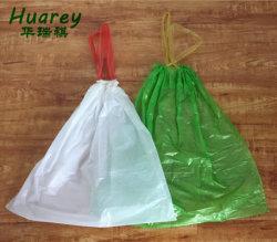 Gran Cordón Azul Tamaño de la bolsa de basura de la bolsa de basura de plástico