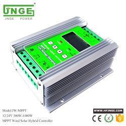 JNGE 500W 12V eólica y solar MPPT controlador de carga solar híbrido para el aerogenerador