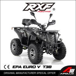 Kommandant 200 der EWG-Bescheinigungs-T3b das 10 Zoll-Rad E-Beginnen Vierradantriebwagen ATV 200cc 180cc 150cc 125cc ATV