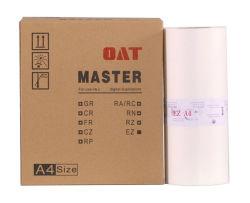 O Ez200 A4 Rolo Digital Master & Duplicador Digital & Master & Mestre & Oat Mestre de tinta