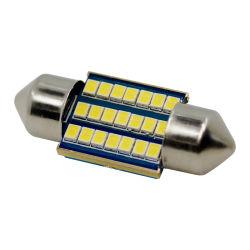 Nouveau 31mm feston LED LED auto éclairage de plaque minéralogique Éclairage automatique (S85-31-021W2016AP)