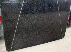 Schwarzer Perlen-Granit der China-neuen Steinplatte-G684 für Innenküche-Badezimmercountertop-Wand-Fußboden-Fliesen