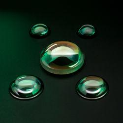 Importiertes aus optischen Fasern Ausschnitt-Kopf-fokussierenspiegel-kugelförmiges fokussierenobjektiv