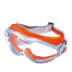 Gw012 Amplia visión clara de la función Anti-Fog correa ajustable gafas