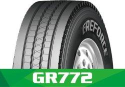 Neumático de Camión Greforce (315/80R22.5 12R22.5) Gr772 para la posición de conducción