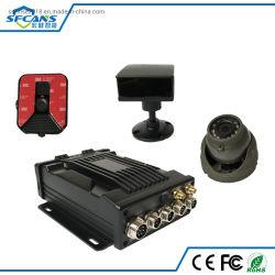Antifatiga conducir coche de seguridad de la cámara DVR para la gestión de flota de camiones