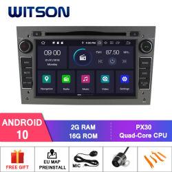 Witson Android 10 автомобильный радиоприемник проигрыватель Bluetooth для Opel Astra Антара Corsa Meriva Vectra Zafira Vivaro через аудиосистему автомобиля мультимедийной системы GPS