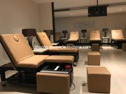 Lit de massage pédicure Salon de manucure pédicure Président Président spa moderne