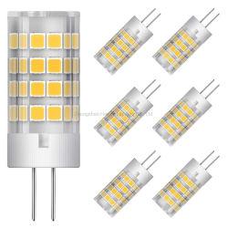 مصباح LED الخاص بمصباح الذرة بجهد 12 فولت ومصباح LED بقوة 5 واط G4