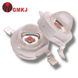 1W 3W LED infrarrojo de 730nm 740nm 750nm a 800 nm 810nm 820nm 830nm 840nm y 850nm