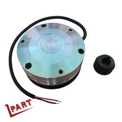 Вилочный погрузчик 250 Metalrota электрический магнитного тормоза
