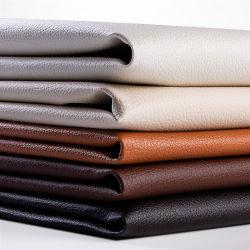 Met Velveteen-achtige rugsteun duurzaamheid autostoelbekleding kunstleren rek Faux-leren stof