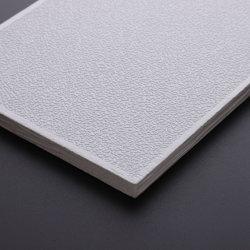 China fabrieksprijs 600*600mm PVC Laminated Gypsum False Plafondplaat Voor decoratie