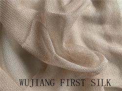 Tejido de malla de seda, la seda de tela de tul, seda, gasa, Tela Tela de seda vestido de noche