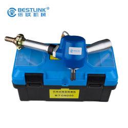 Outils pneumatiques portables entraînée par l'air pour le meulage/bouton drill bits d'affûtage