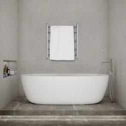 Wandmontage Aus Edelstahl 304 Handtuchwärmer Elektro Handtuchhalter Heiße Verkaufsargumente für Badtrocknung (Z6E-997-30)