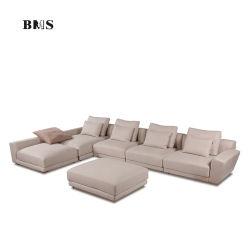 Villa Country House Sellerie tissu confortable canapé en Coupe d'accueil meilleures
