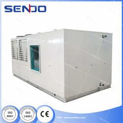 Dakmodule met waterverwarmingsspoel of elektrische verwarming