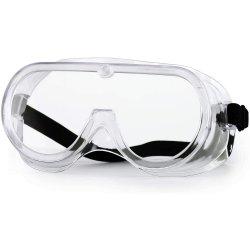 Les fournisseurs chinois lunettes anti brouillard anti poussière extérieur multi-fonctions d'impact des lunettes de protection de la protection du travail