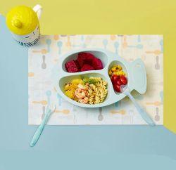 Babyproducten makkelijk mee te nemen Waterproof papieren placemats voor eenmalig gebruik