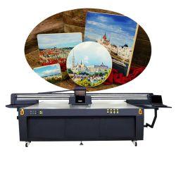 Neues Design Ric0h Gen5 Druckkopf High Speed Glas Art Metall Ceramic 3020 Big Flat UV-Drucker