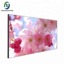 فيديو LED رفيع الإطار بحجم 3.5 مم بحجم 3.5 بوصة بسعر مرتفع وحدة التحكم في حائط الفيديو الخاص بجهاز العرض على الحائط 2x2