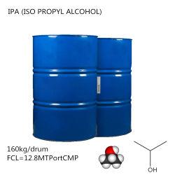 Álcool isopropílico para Sanitizer Álcool Isopropílico Lado Sanitizer Isopropyl-Alcohol Adshive