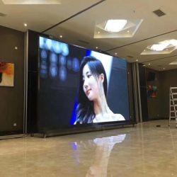 P5 Hight résolution à l'intérieur de la publicité vidéo en couleur avec panneau à LED haute luminosité pour l'hôtel
