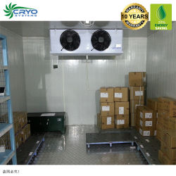 Замороженные креветки Vannamei молочные продукты лед холодной замороженные детали холодной комнаты холодильной системы для панели управления