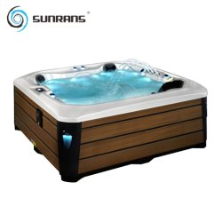 Sunrans 5 Persoon OpenluchtBalboa Hot Tub SPA met Jacuzzi (SR805A)