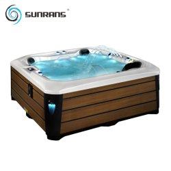 Sunrans 5 Persona Balboa, bañera de hidromasaje al aire libre SPA con jacuzzi (SR805A)