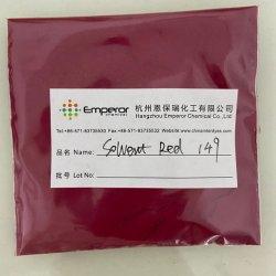 プラスチックのための支払能力がある赤149蛍光赤いHfg