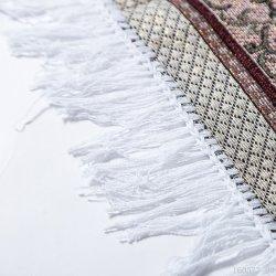 2020 Novo design do Islão Portable oração muçulmana Tapete com saco a tiracolo fina Janamaz Sajjadah Amn-164 Sajadah tapetes tecidos de froco Bordados Tapete Namaz Viagem Area
