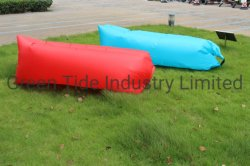 Tuinmeubilair Polyester matras Air Bag Beach Lounge slapen Lazy Sofa voor Camping