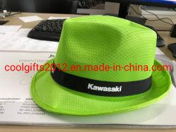 [بنما] بوليستر ترقية قبعة مع عالة علامة تجاريّة
