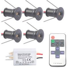 Fita LED Mini 12v Light 5050 iluminação de tecto de TV na parede