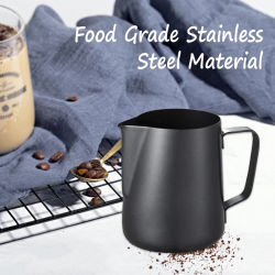 Haut en verre borosilicaté de gros bidons de promotion des tasses et mugs Coffee cadeau de promotion