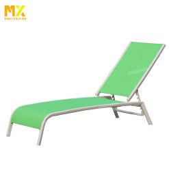 Бар на пляже матрицы Textilene кресло для отдыха на открытом воздухе
