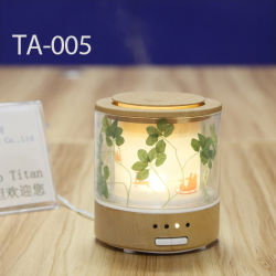 Nuevo modelo de lámpara de LED de Aceite Esencial de Aromaterapia Difusor (TA-005).