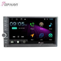 2 DIN 7 인치 보편적인 차 DVD 플레이어 인조 인간 9.0 자동차 라디오 오디오 입체 음향 다중 매체 선수 2 DIN 보편적인 GPS 항법